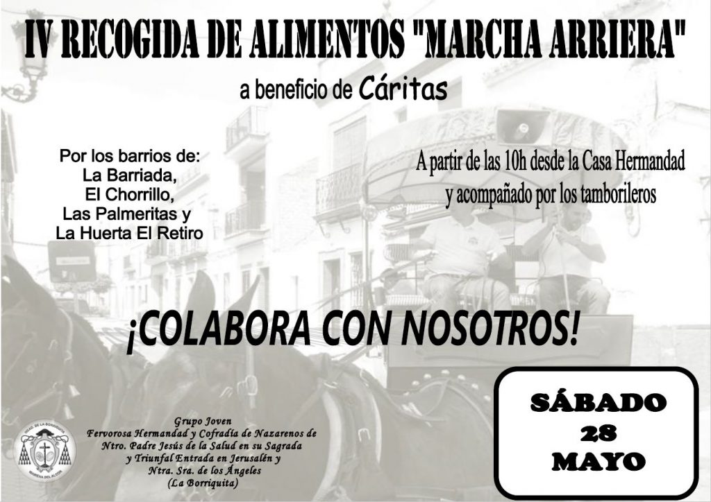 IV Marcha Arriera